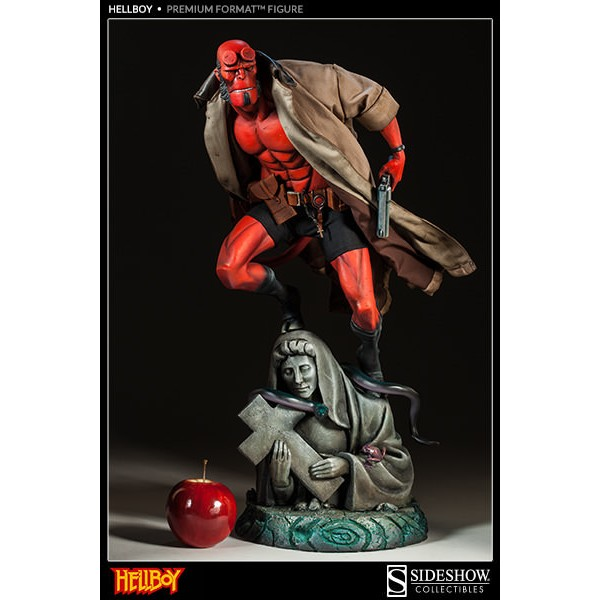 Sideshow Hellboy Premium Format  - Movie Freaks Collectibles