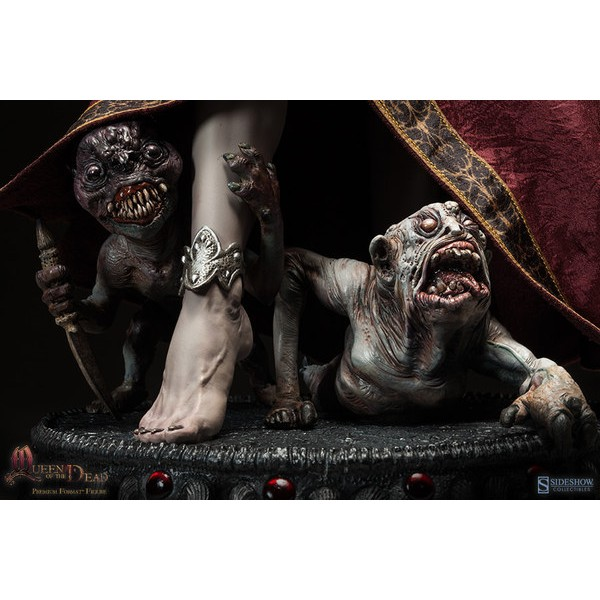 Sideshow Queen Of The Dead Premium Format?  - Movie Freaks Collectibles