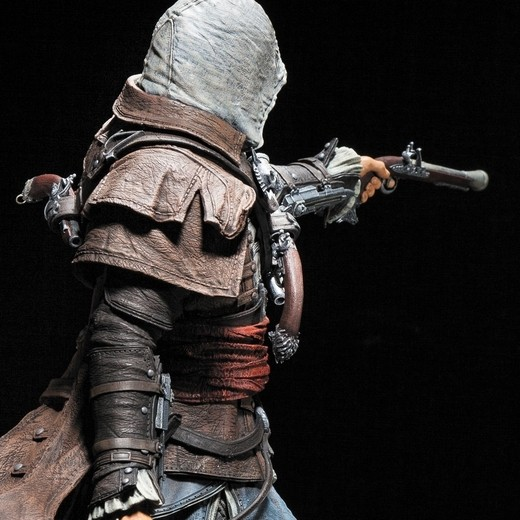 McFarlane Edward Kenway Assassin´s Creed Resin Statue  - Movie Freaks Collectibles