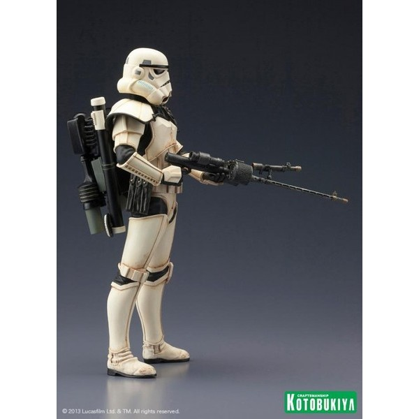 Kotobukiya Star Wars Sandtrooper Seargent ARTFX+ 1/10 Statue  - Movie Freaks Collectibles