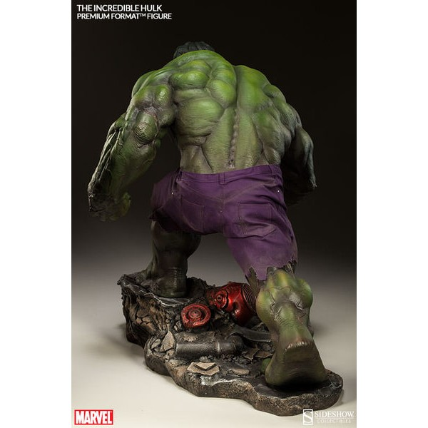 Sideshow The Incredible Hulk Premium Format  - Movie Freaks Collectibles
