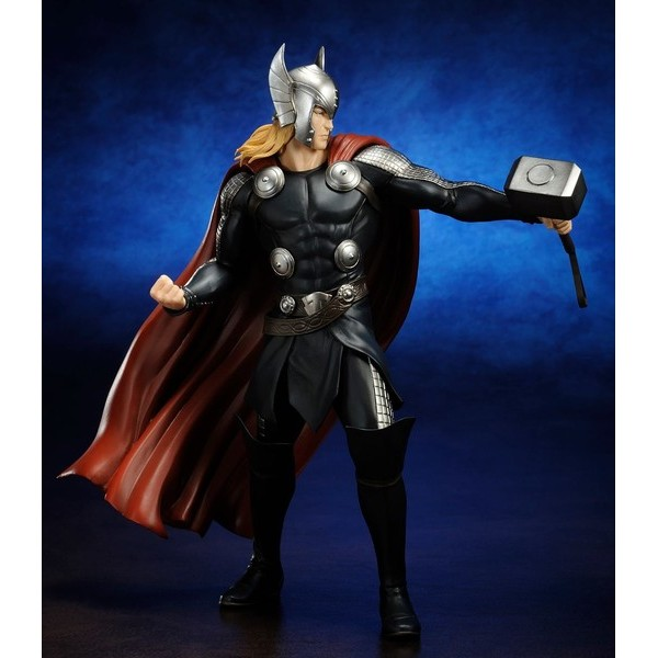 Kotobukiya Marvel Avengers Now Thor ARTFX+ PVC Statue 1/10  - Movie Freaks Collectibles
