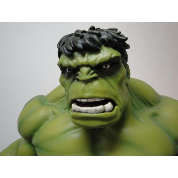 Bowen Designs Hulk Green Retro Statue  - Movie Freaks Collectibles