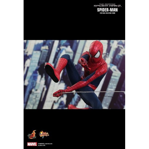 Hot Toys Homem Aranha - Amazing Spider-Man 2  - Movie Freaks Collectibles