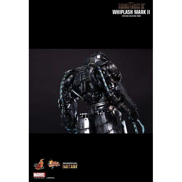 Hot Toys Whiplash Mark II  - Movie Freaks Collectibles