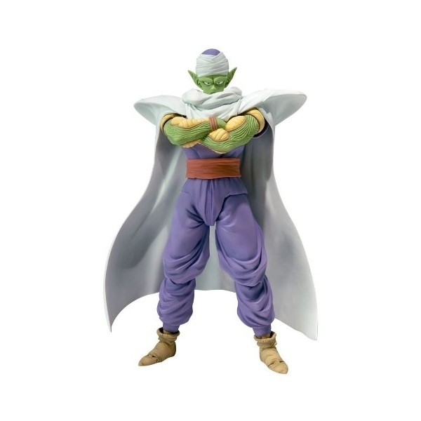 Bandai Piccolo Dragon Ball Z S.H Figuarts - Movie Freaks Collectibles