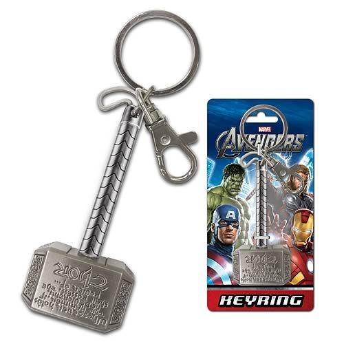 Monogram Chaveiro Pewter Martelo do Thor - Frete grátis para todo o Brasil!  - Movie Freaks Collectibles