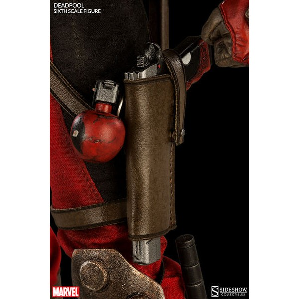 Sideshow Deadpool 1/6  - Movie Freaks Collectibles