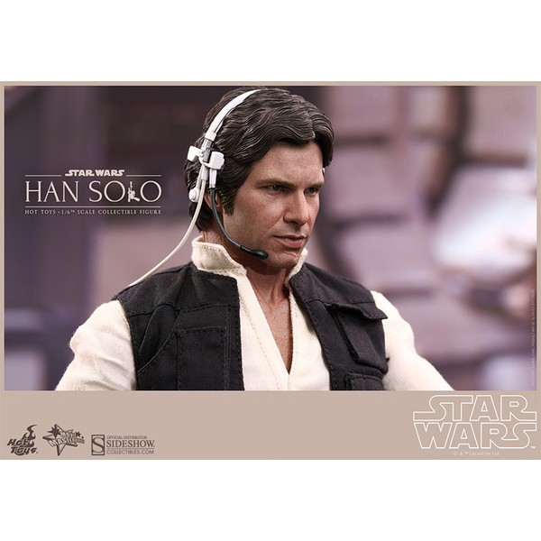 Hot Toys Han Solo and Chewbacca Set  - Movie Freaks Collectibles