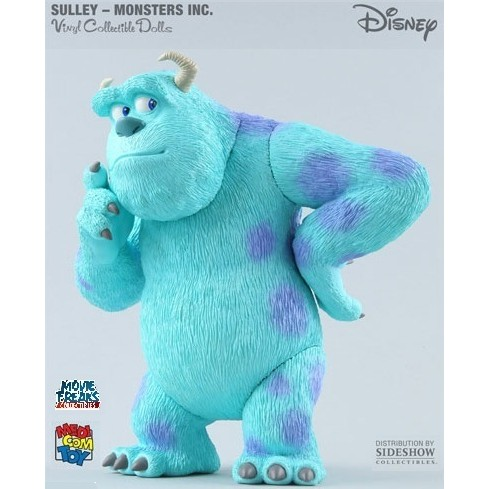 Medicom Disney Monstros S/A Sulley VCD  - Movie Freaks Collectibles