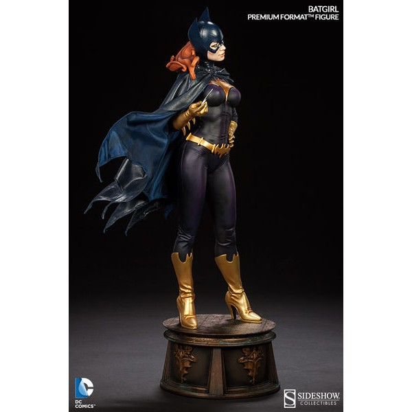 Sideshow BatGirl Premium Format  - Movie Freaks Collectibles
