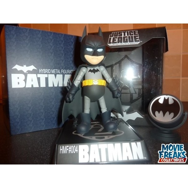 86 Hero / Hero Cross Batman Hybrid Metal Figure  - Movie Freaks Collectibles