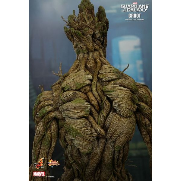 Hot Toys Rocket and Groot Guardians of the Galaxy Set  - Movie Freaks Collectibles