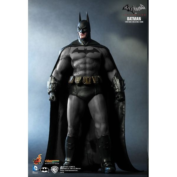 Hot Toys Batman: Arkham City  - Movie Freaks Collectibles