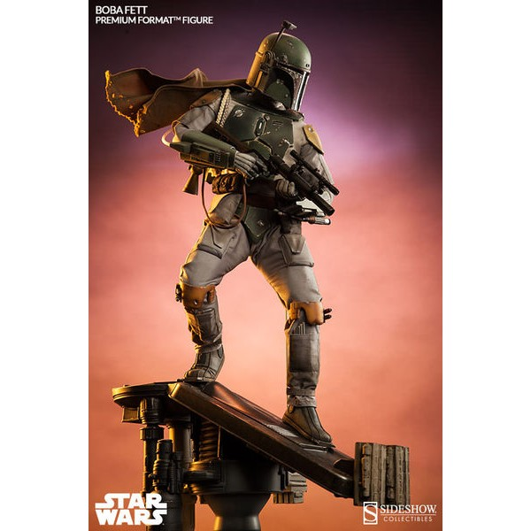 Sideshow Boba Fett Premium Format?  - Movie Freaks Collectibles