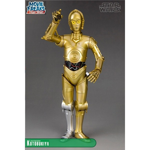 Kotobukiya Artfx Star Wars R2-D2 E C-3PO 1/10  - Movie Freaks Collectibles