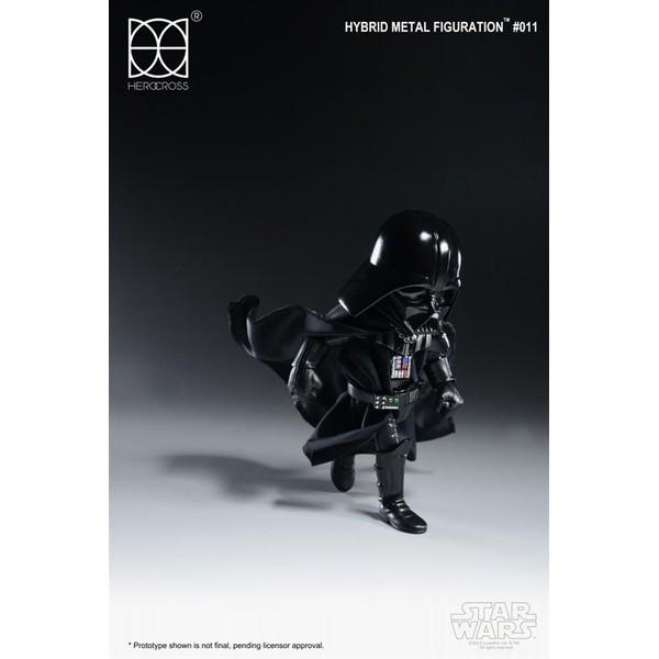86 Hero / Hero Cross Darth Vader Hybrid Metal Figure  - Movie Freaks Collectibles