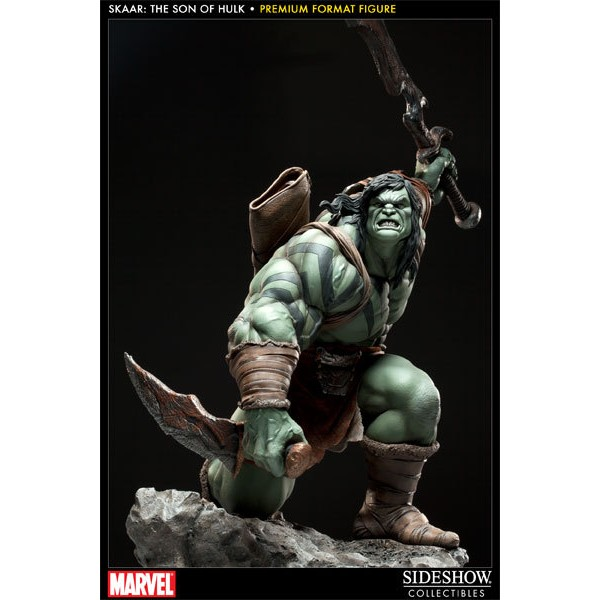 Sideshow Skaar - Son of Hulk Premium Format  - Movie Freaks Collectibles