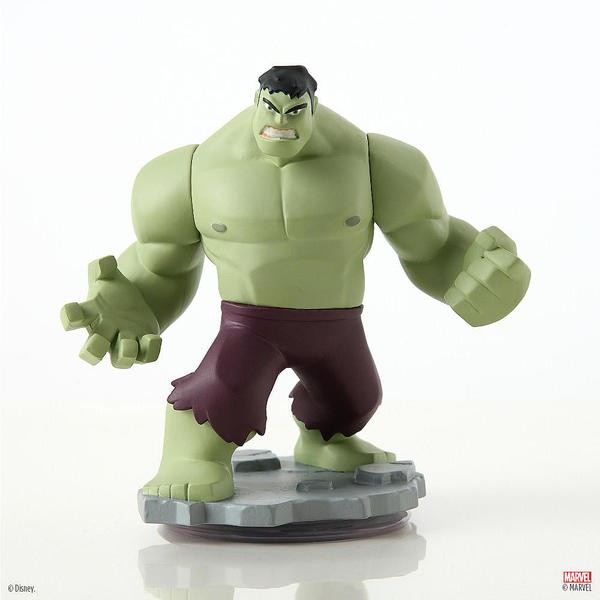 Disney INFINITY: Marvel Super Heroes (2.0 Edition) - Hulk Figure  - Movie Freaks Collectibles