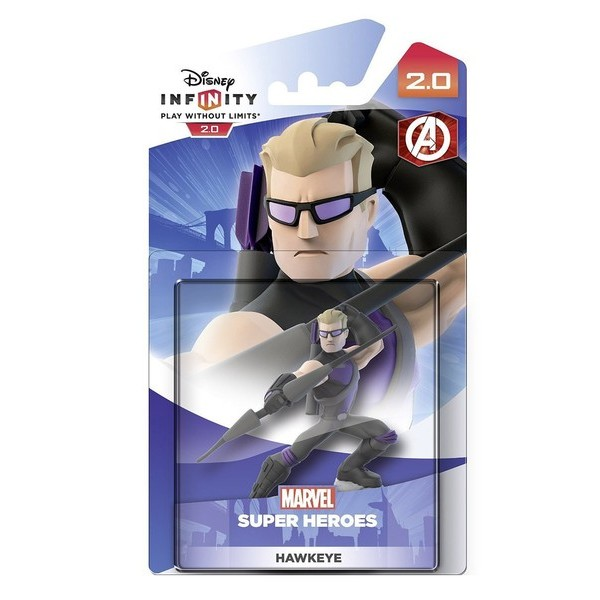 Disney INFINITY: Marvel Super Heroes (2.0 Edition) - Hawkeye Figure  - Movie Freaks Collectibles