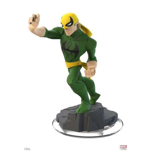 Disney INFINITY: Marvel Super Heroes (2.0 Edition) - Iron Fist Figure  - Movie Freaks Collectibles
