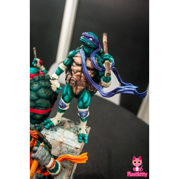 Good Smile Teenage Mutant Ninja Turtles: Donatello PVC Statue  - Movie Freaks Collectibles
