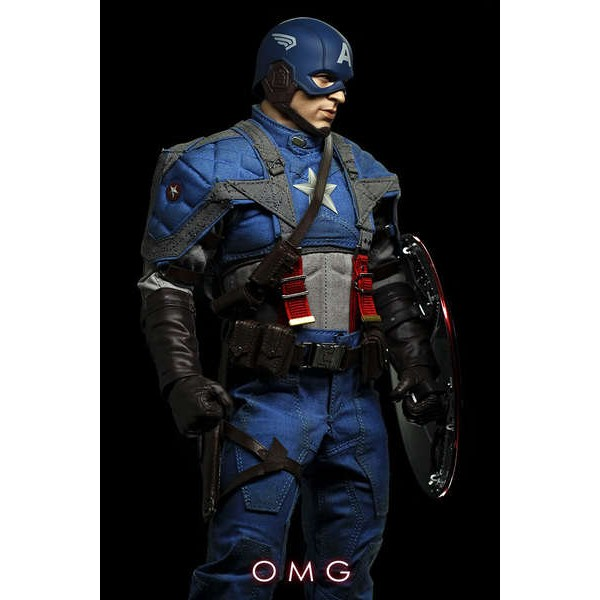 Hot Toys Capitao America  - Movie Freaks Collectibles