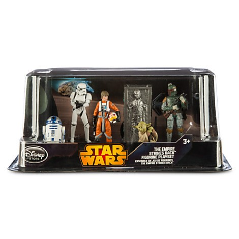 Disney Store Star Wars Ep. V ´´The Empire Strikes Back´´ Figure Play Set  - Movie Freaks Collectibles