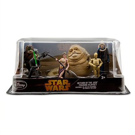 Disney Store Star Wars Ep. VI ´´Return of the Jedi´´ Figure Play Set  - Movie Freaks Collectibles