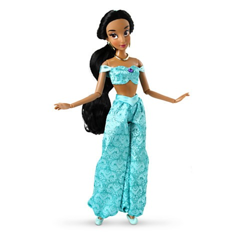 Disney Store Boneca Jasmine - Produto original e licenciado!  - Movie Freaks Collectibles