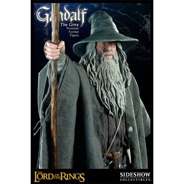 Sideshow Gandalf The Grey Premium Format EXclusive  - Movie Freaks Collectibles