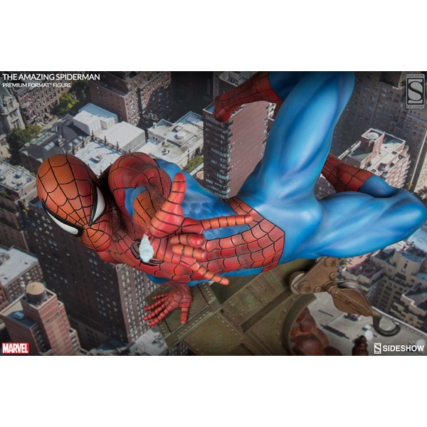 Sideshow Homem Aranha Premium Format? Exclusive  - Movie Freaks Collectibles