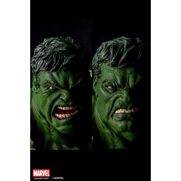 XM Studios Incredible Hulk Statue  - Movie Freaks Collectibles