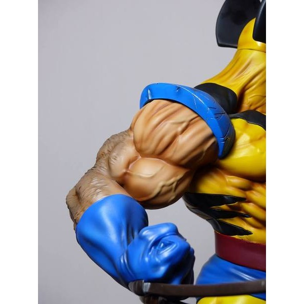 Erick Sosa Marvel Vs Capcom Wolverine ´The Wolf´ 1/4 scale  - Movie Freaks Collectibles