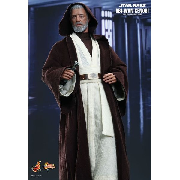 Hot Toys Star Wars Obi-Wan Kenobi - Episode IV: A New Hope 1/6 - Movie Freaks Collectibles