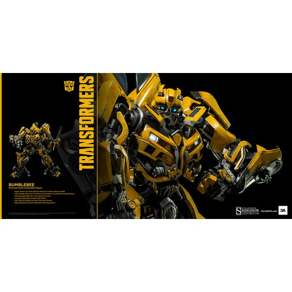 3A ThreeA Transformers: Bumblebee Premium Scale Collectible Figure  - Movie Freaks Collectibles