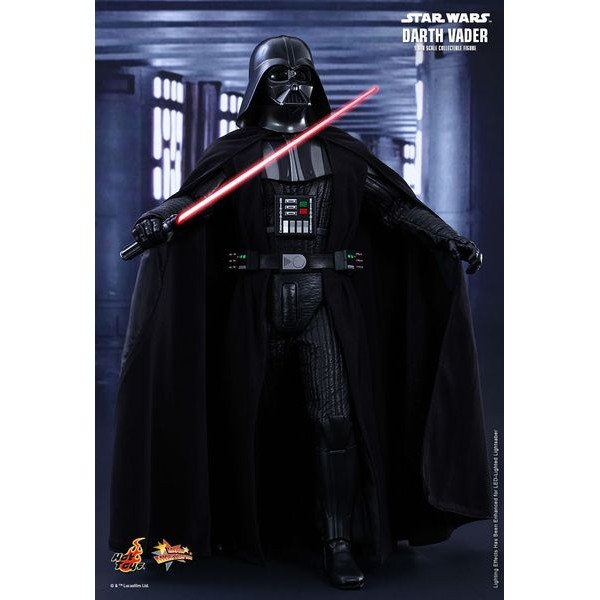 Hot Toys Star Wars Episódio IV: Uma Nova Esperança - Darth Vader Lord Sith 1/6  - Movie Freaks Collectibles