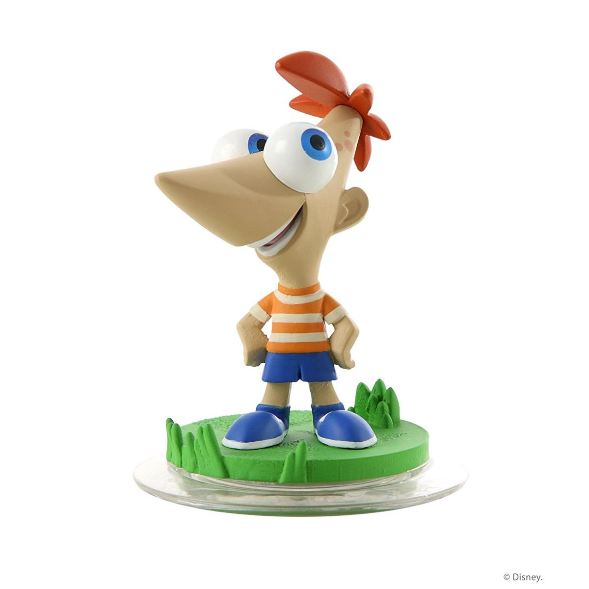 Disney Infinity Phineas  - Movie Freaks Collectibles