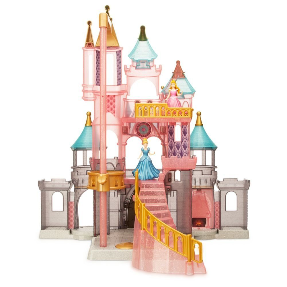 Disney Parks Princesas Disney Castle Play Set - Movie Freaks Collectibles