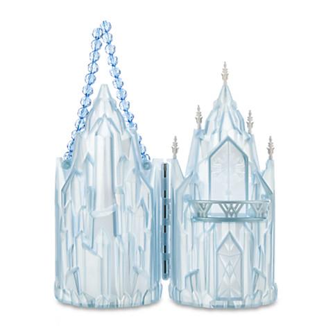 Disney Store Frozen Elsa Mini Castle Play Set  - Movie Freaks Collectibles