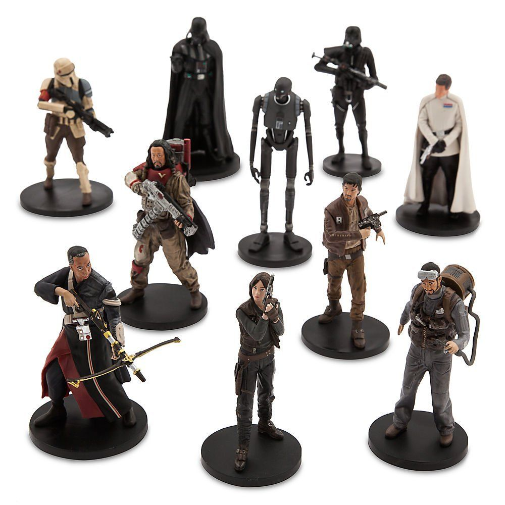 Disney Store Star Wars Rogue One Deluxe Play Set  - Movie Freaks Collectibles
