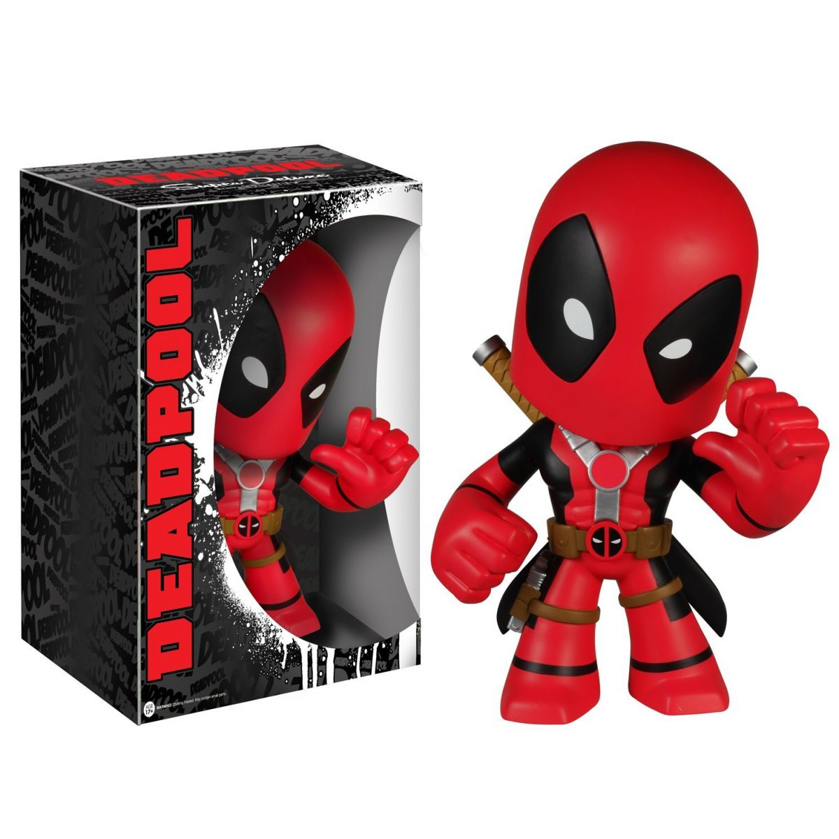 Funko Super Deluxe Vinyl: Marvel - Deadpool Action Figure  - Movie Freaks Collectibles