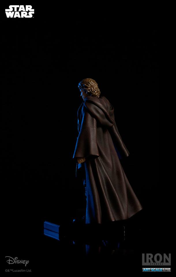 Iron Studios Anakin Skywalker Art Scale 1/10 - Star Wars Série 3  - Movie Freaks Collectibles