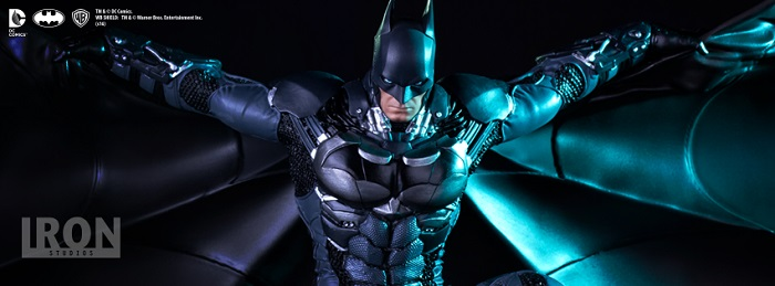 Iron Studios Batman Arkham Knight 1/10 Art Scale  - Movie Freaks Collectibles