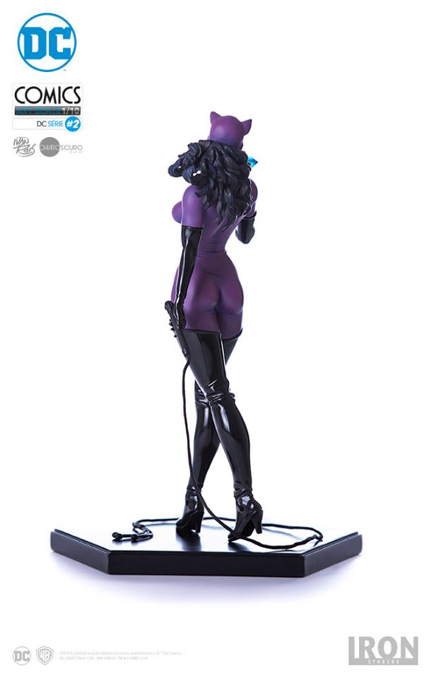 Iron Studios Catwoman EXclusive 1/10 Art Scale Statue  - Movie Freaks Collectibles