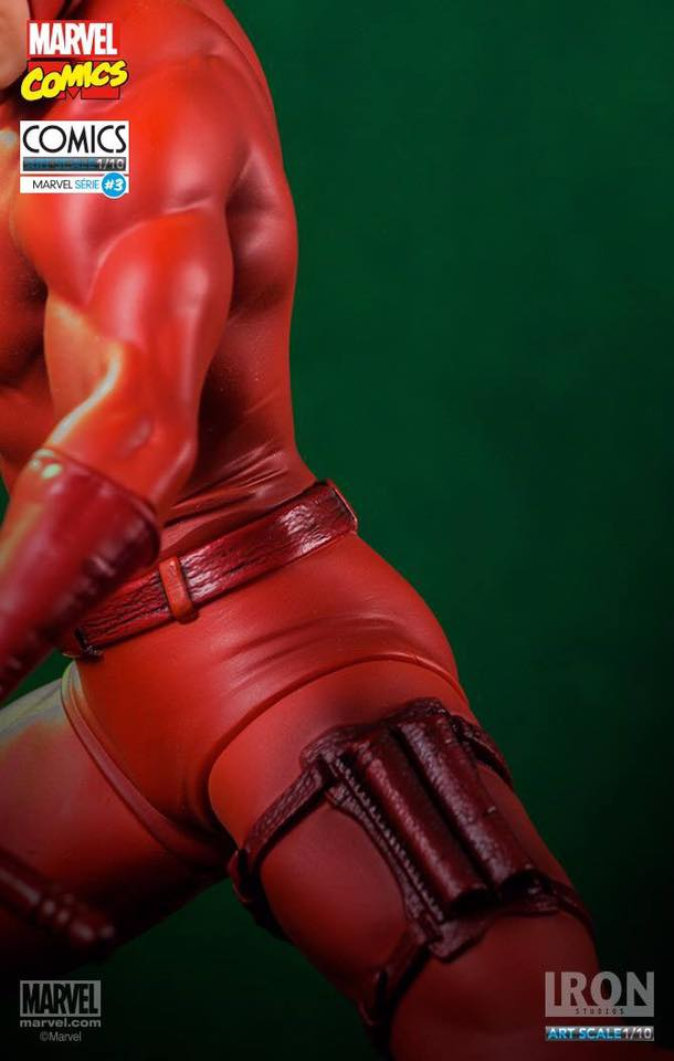 Iron Studios Demolidor Daredevil 1/10 Art Scale EXclusivo  - Movie Freaks Collectibles