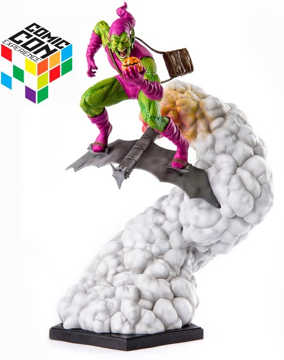 Iron Studios Duende Verde 1/10 Art Scale -Comic Con  Exclusive  - Movie Freaks Collectibles