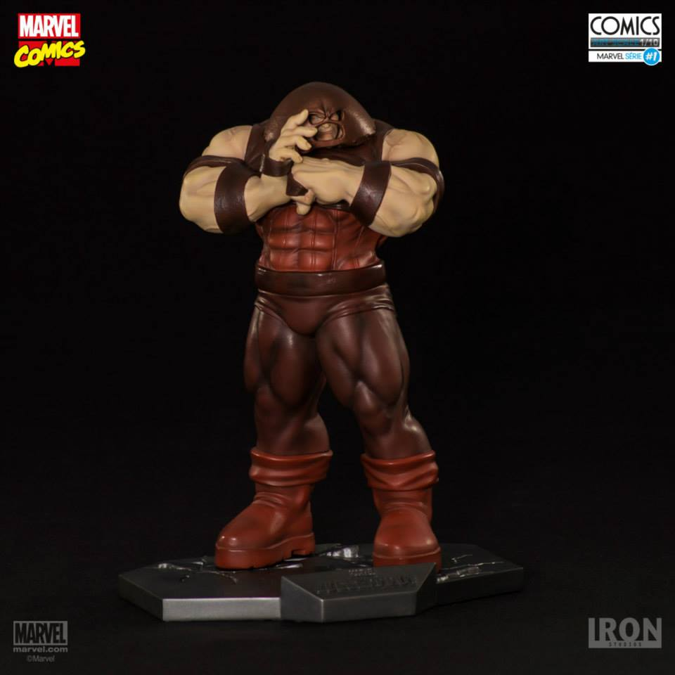Iron Studios Juggernaught 1/10 Art Scale  - Movie Freaks Collectibles