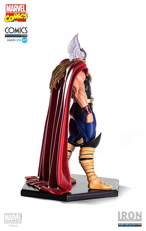 Iron Studios Thor 1/10 EXCLUSIVE Art Scale Marvel Comics   - Movie Freaks Collectibles