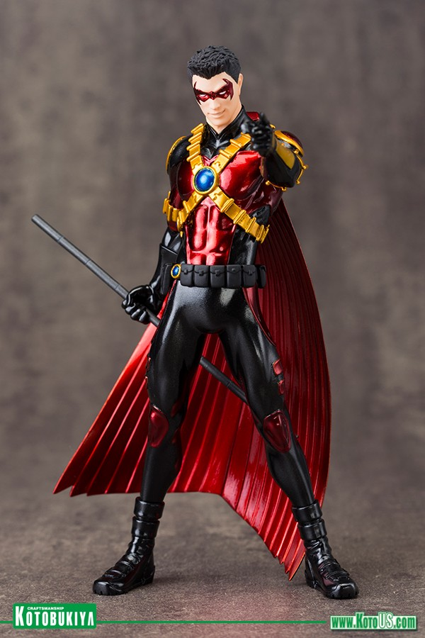 Kotobukiya Dc Comics New 52 Red Robin Artfx+ - Movie Freaks Collectibles